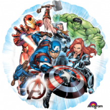 "Avengers Foil Balloon (18"") 1pc"